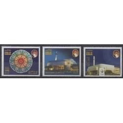 Bahrain - 2001 - Nb 677/679
