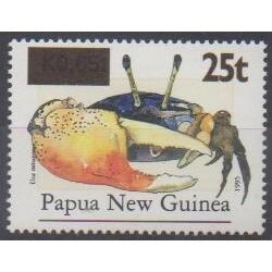 Papua New Guinea - 1998 - Nb 808 - Sea life