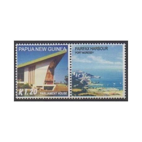 Papua New Guinea - 2013 - Nb 1533 - Sights