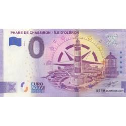 Euro banknote memory - 17 - Phare de Chassiron - 2020-2 - Anniversary