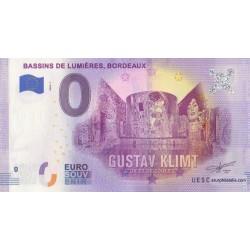 Euro banknote memory - 33 - Bassins de Lumieres - 2020-1