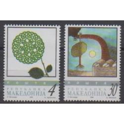 Macedonia - 1998 - Nb 131/132 - Environment