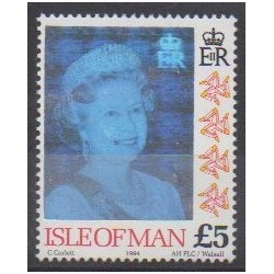 Man (Isle of) - 1994 - Nb 637 - Royalty