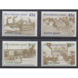 Norfolk - 2001 - Nb 716/719
