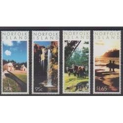 Norfolk - 2004 - Nb 805/808 - Sights