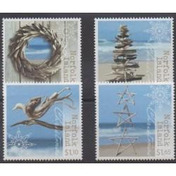 Norfolk - 2013 - Nb 1106/1109 - Christmas