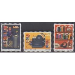 Belgium - 2003 - Nb 3207/3209 - Literature