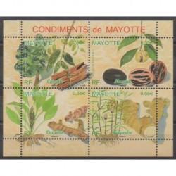 Mayotte - 2008 - Nb F210 - Fruits or vegetables