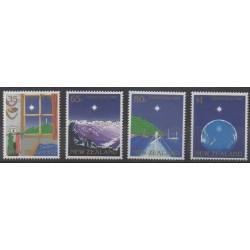 New Zealand - 1989 - Nb 1041/1046 - Christmas