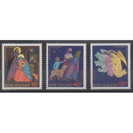 New Zealand - 1985 - Nb 906/908 - Christmas