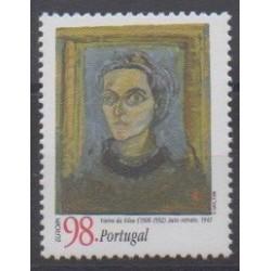 Portugal - 1996 - Nb 2101 - Paintings - Europa