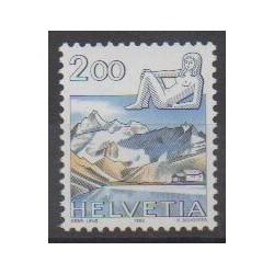Swiss - 1983 - Nb 1193 - Horoscope