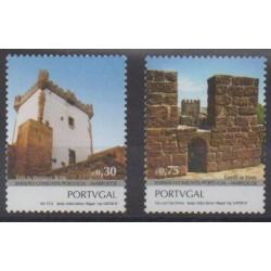 Portugal - 2007 - Nb 3213/3214 - Castles