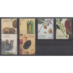 Portugal - 2007 - Nb 3206/3211 - Fruits or vegetables