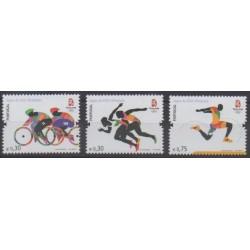 Portugal - 2008 - Nb 3255/3257 - Summer Olympics