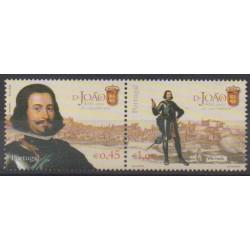 Portugal - 2004 - Nb 2744/2745 - Various Historics Themes
