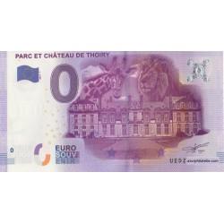 Euro banknote memory - 78 - Parc et château de Thoiry - 2016-1