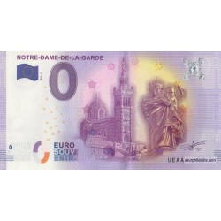 Euro banknote memory - Notre-Dame-de-la-Garde - 2016-3