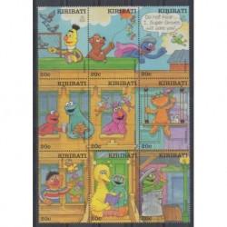 Kiribati - 2000 - No 447/455 - Enfance