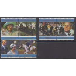 Kiribati - 1997 - Nb 393/398 - Royalty
