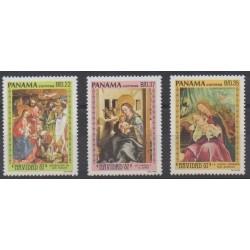 Panama - 1987 - No 1031/1033 - Noël