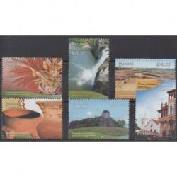 Panama - 2008 - No 1256/1261 - Tourisme