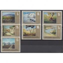 Albanie - 1978 - No 1744/1750 - Peinture