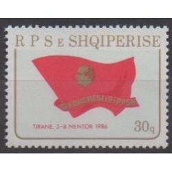 Albania - 1986 - Nb 2114