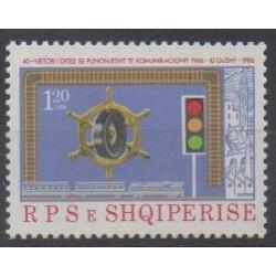 Albanie - 1986 - No 2107 - Transports