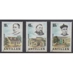 Netherlands Antilles - 1986 - Nb 789/791 - Religion