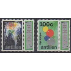 Antilles néerlandaises - 1989 - No 859/860