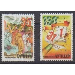 Netherlands Antilles - 1997 - Nb 1114/1115