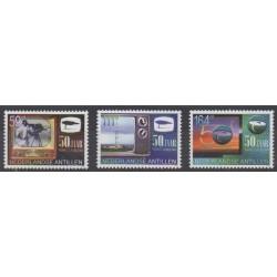 Antilles néerlandaises - 2010 - No 1987/1989 - Télécommunications