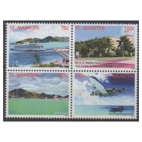 Saint-Martin - 2013 - No 149/152 - Tourisme