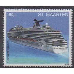 Saint-Martin - 2013 - No 168 - Navigation