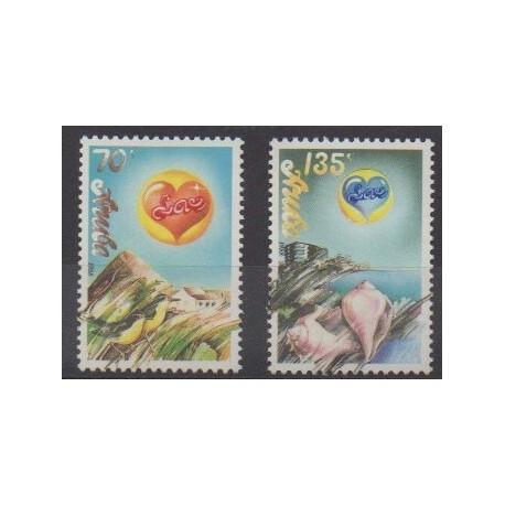 Aruba - 1988 - No 44/45