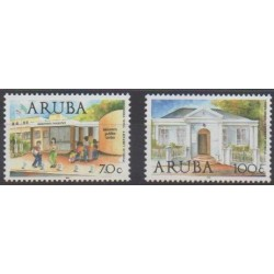 Aruba (Netherlands Antilles) - 1999 - Nb 240/241 - Literature