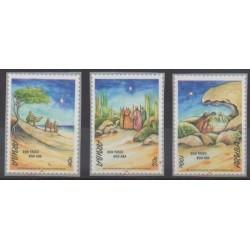 Aruba - 1999 - No 247/249 - Noël