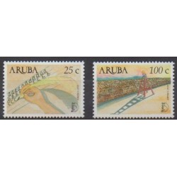 Aruba (Netherlands Antilles) - 2002 - Nb 293/294