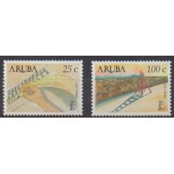 Aruba - 2002 - No 293/294