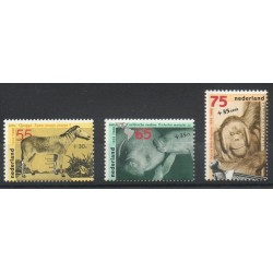 Netherlands - 1988- Nb 1309/1311 - Animals