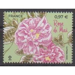 France - Poste - 2020 - Nb 5400 - Roses