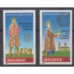 Moldova - 2004 - Nb 424/425