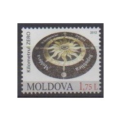 Moldova - 2012 - Nb 709