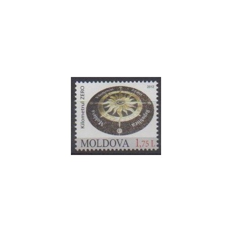 Moldavie - 2012 - No 709