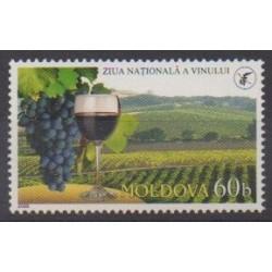 Moldova - 2006 - Nb 493 - Gastronomy