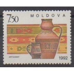 Moldova - 1992 - Nb 43 - Craft