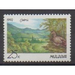 Moldova - 1992 - Nb 4 - Environment