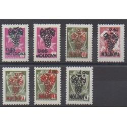 Moldavie - 1992 - No 38/42A