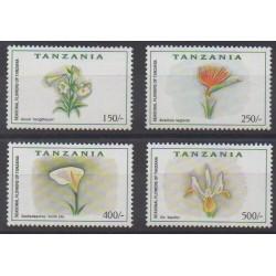 Tanzanie - 1999 - No 3101FB/3101FE - Fleurs